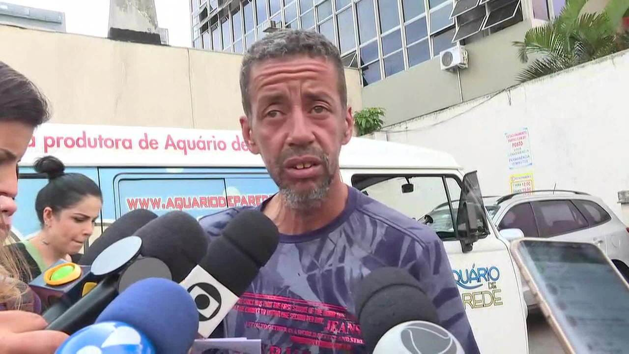 Morador de prédio que caiu dado como desaparecido se apresenta à Polícia Civil