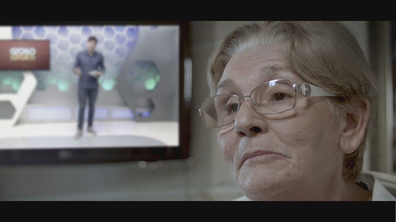 Mãe do apresentador Thiago Guedes também abriu o coração