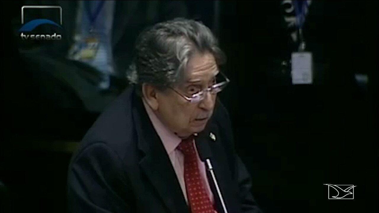 Ex-governador do Maranhão, Epitácio Cafeteira morre aos 93 anos