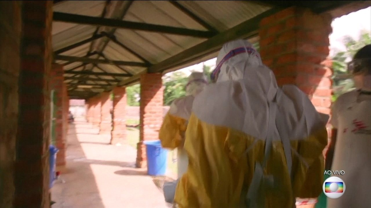 Equipe da ONU desembarca no Congo para combater Ebola