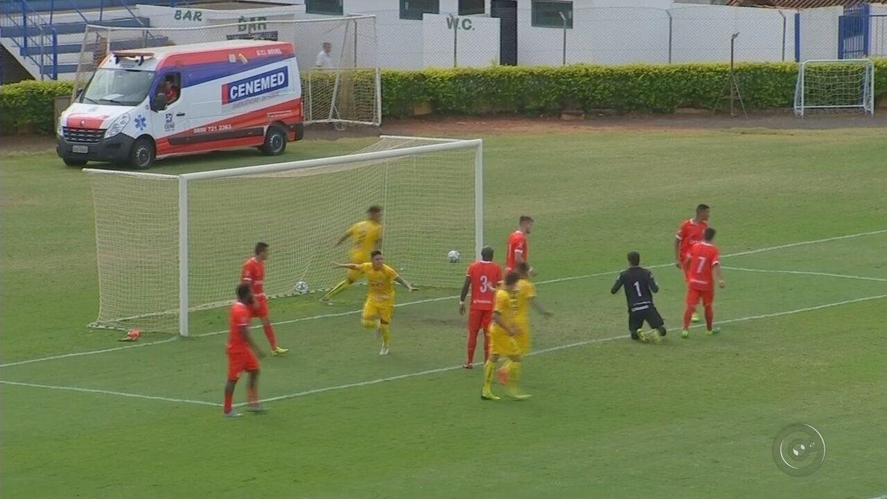 Mirassol vence Inter de Lages, devolve revés no Sul, e retoma a vice-liderança