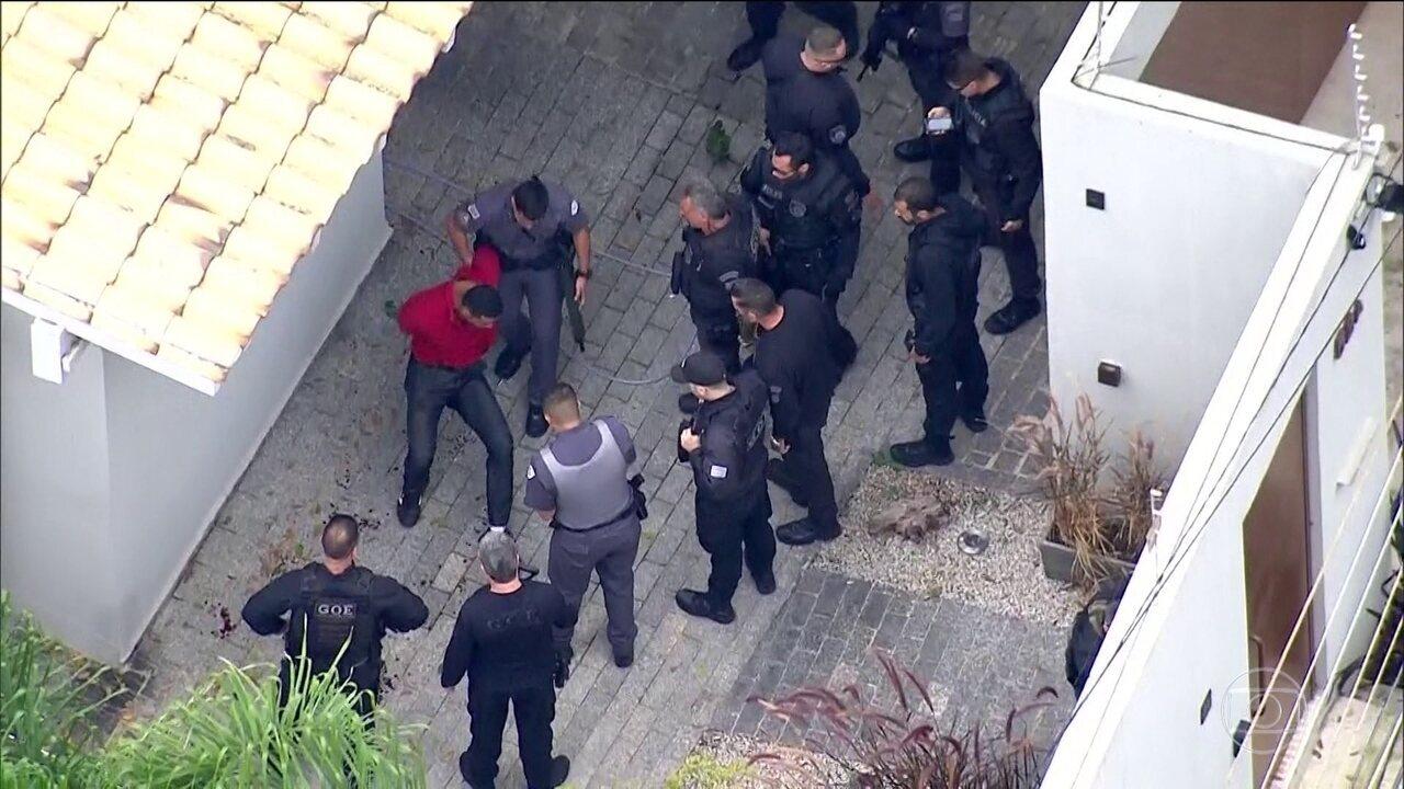 Delegado da Polícia Federal é baleado no Morumbi, em SP