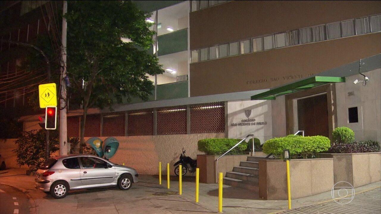 Bebê de 6 meses é atingido por bala perdida em escola no Rio de Janeiro