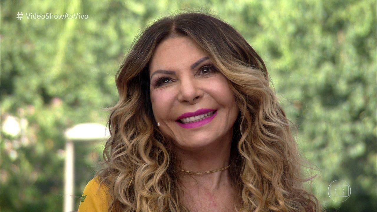 Elba Ramalho revisita carreira no 'Meu Vídeo é um Show'