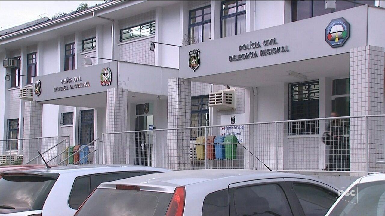 Detentos são soltos por falta de vagas em presídio no Norte de SC