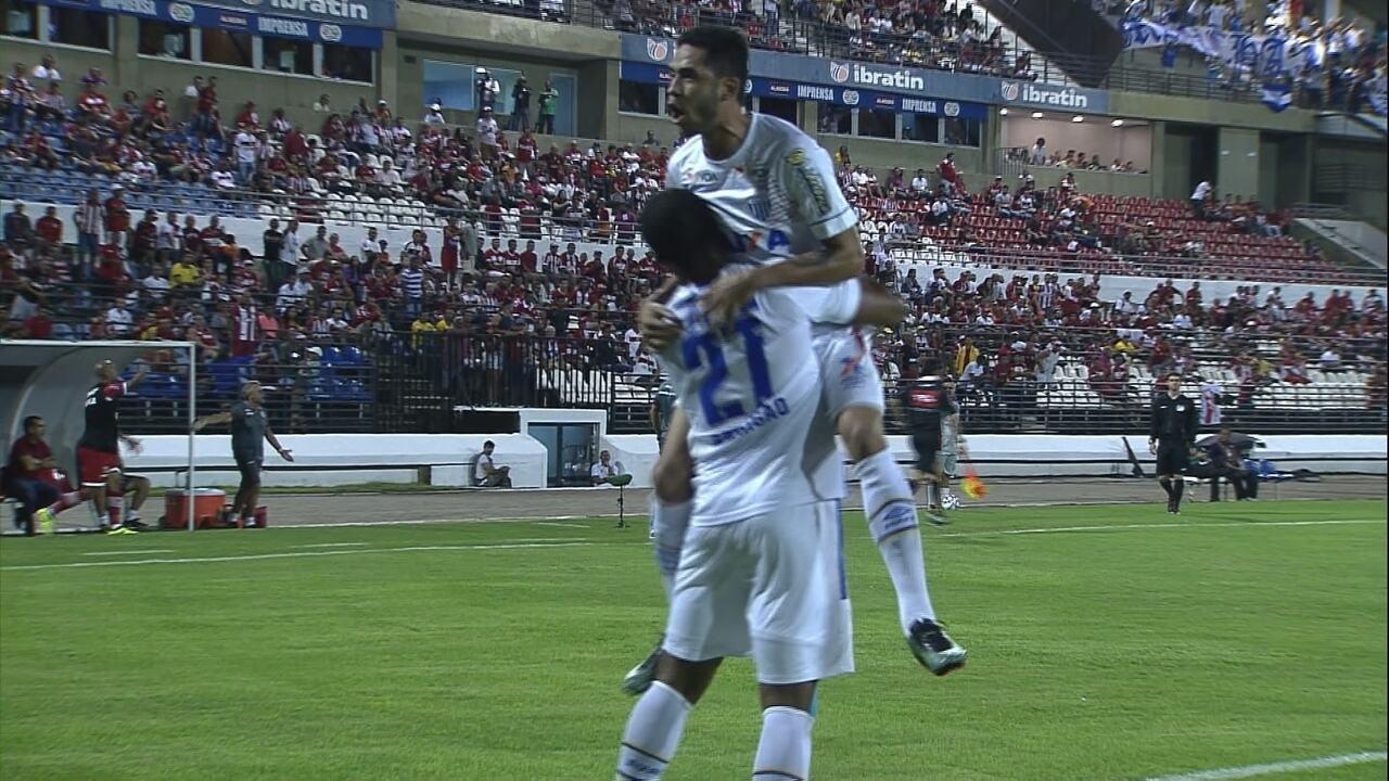 Melhores momentos de CRB 0 x 4 Avaí - pela Série B do Campeonato Brasileiro
