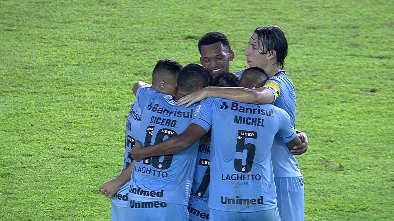 Melhores momentos de Monagas 1 x 2 Grêmio pela 5ª rodada da Taça Libertadores