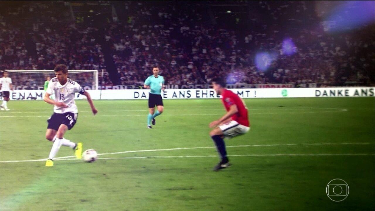 Caio Ribeiro analisa as virtudes da Alemanha, uma das favoritas na Copa