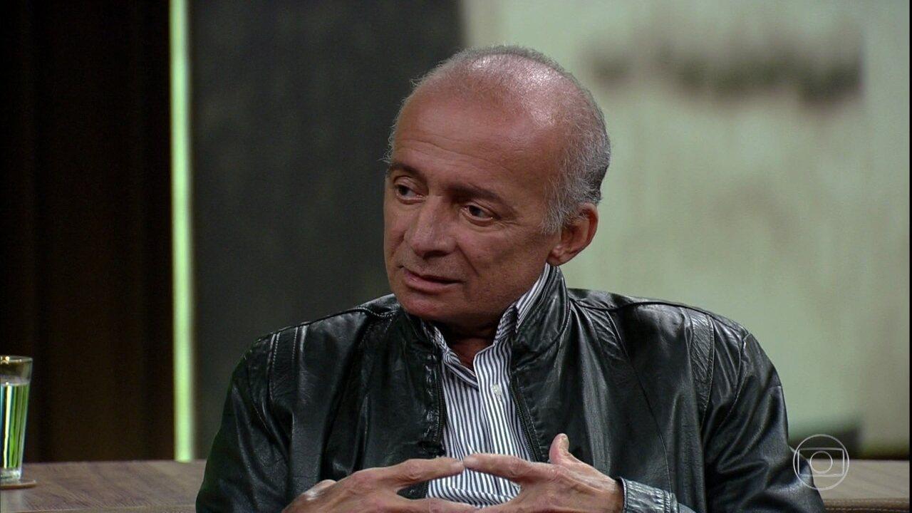 Raimundo Pereira de Melo fala sobre Telma Regina Corrêa