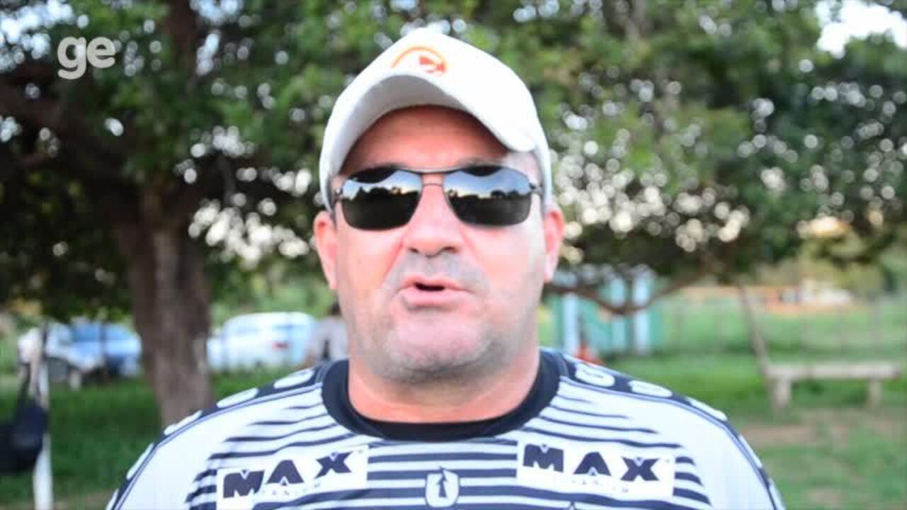 Jorge Pinheiro festeja liberação da Arena Ytacoatiara para jogo contra o Ferroviário