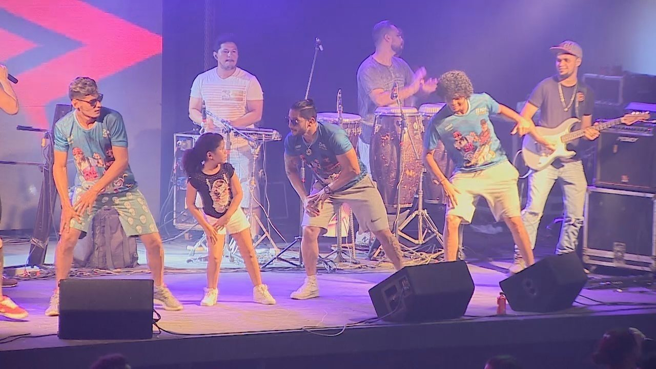 Veja como foi a festa de lançamento de Segundo Sol, em Porto Velho