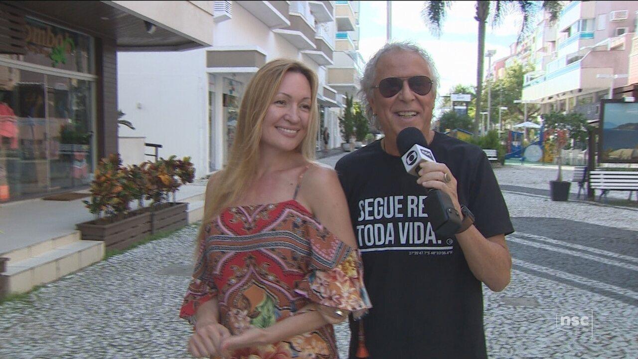 Confira o quadro de Cacau Menezes desta quarta-feira (16)