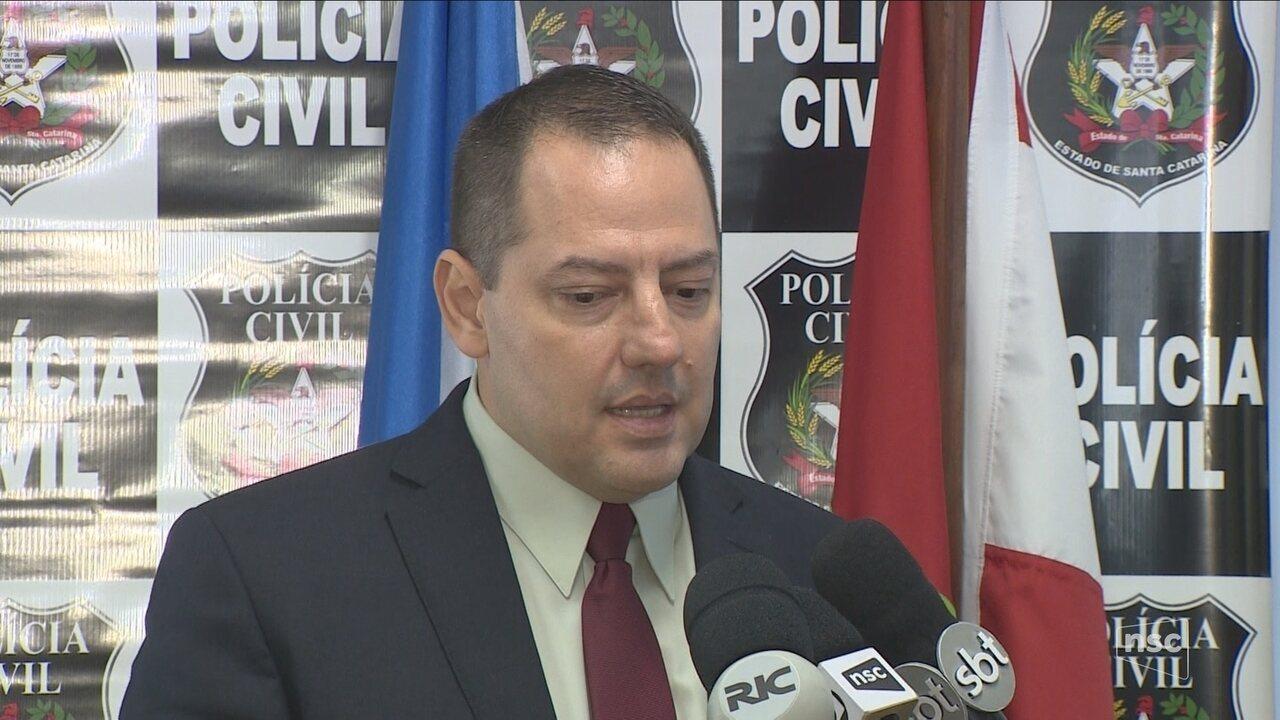 Diretoria de polícia da Grande Florianópolis anuncia plano de atuação contra a violência