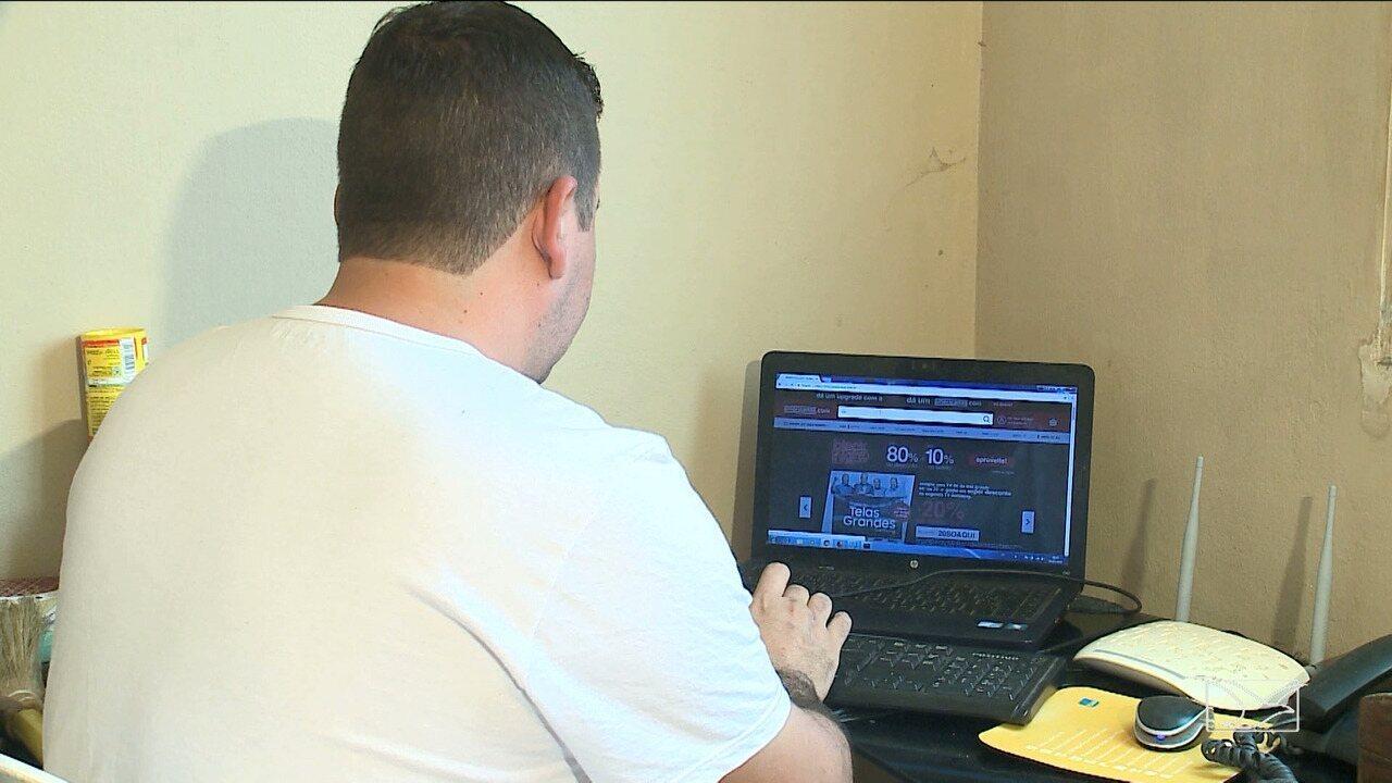 Golpes na internet são cada vez mais frequentes em São Luís