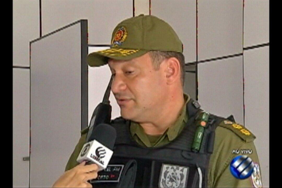 Polícia Militar apreende explosivos em uma casa em Ananindeua