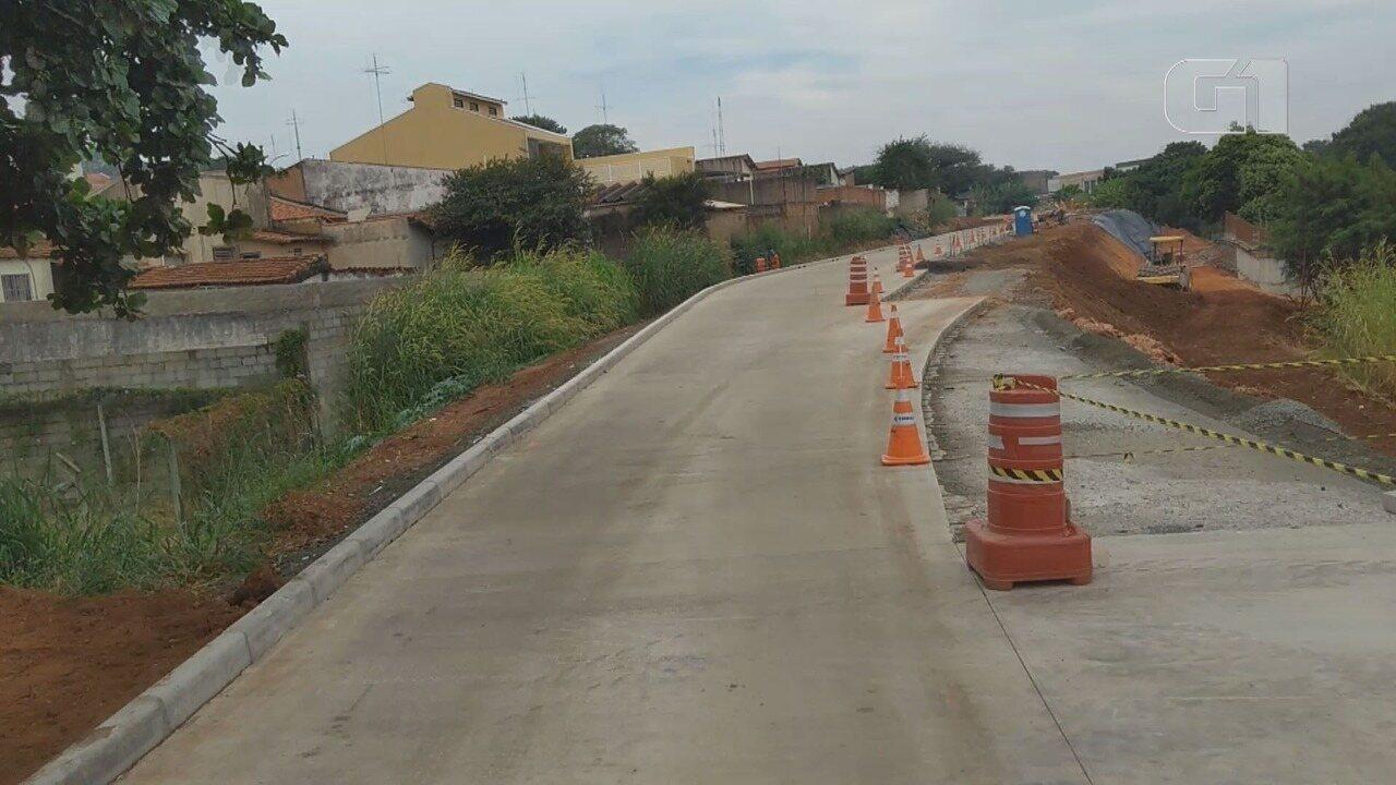 G1 mostra trecho de 3 quilômetros praticamente pronto do BRT na Vila Teixeira