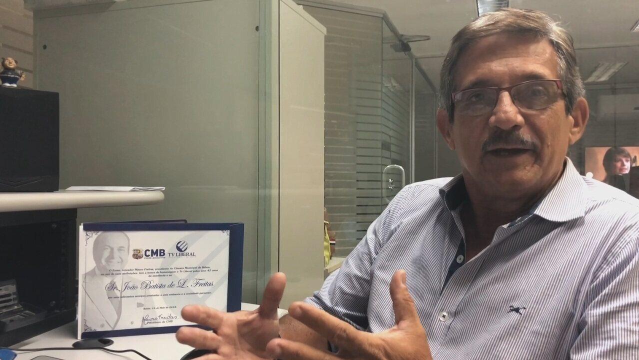 Entrevista com João Freitas