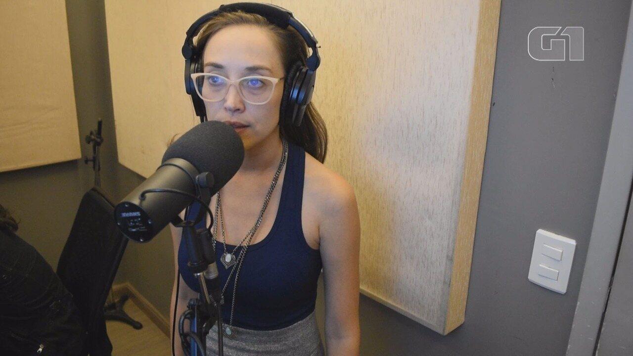 Assista a trecho de gravação de dublagem em estúdio de Campinas