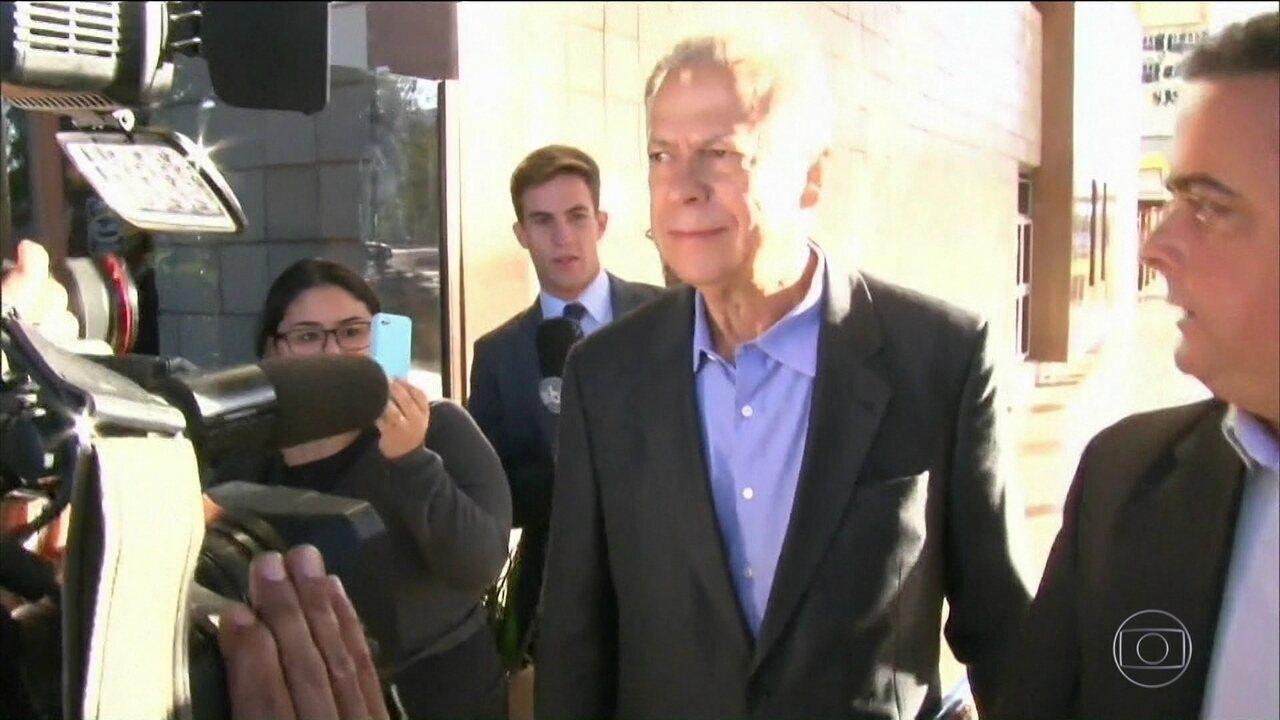 TRF-4 nega último recurso e manda prender ex-ministro do PT José Dirceu