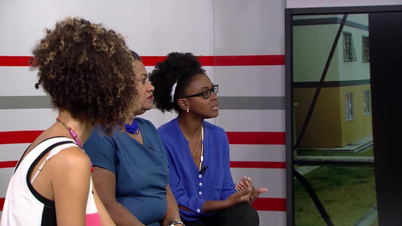G1 Cultural entrevista cineastas sobre Mostra Cine Curta – O olhar da mulher negra