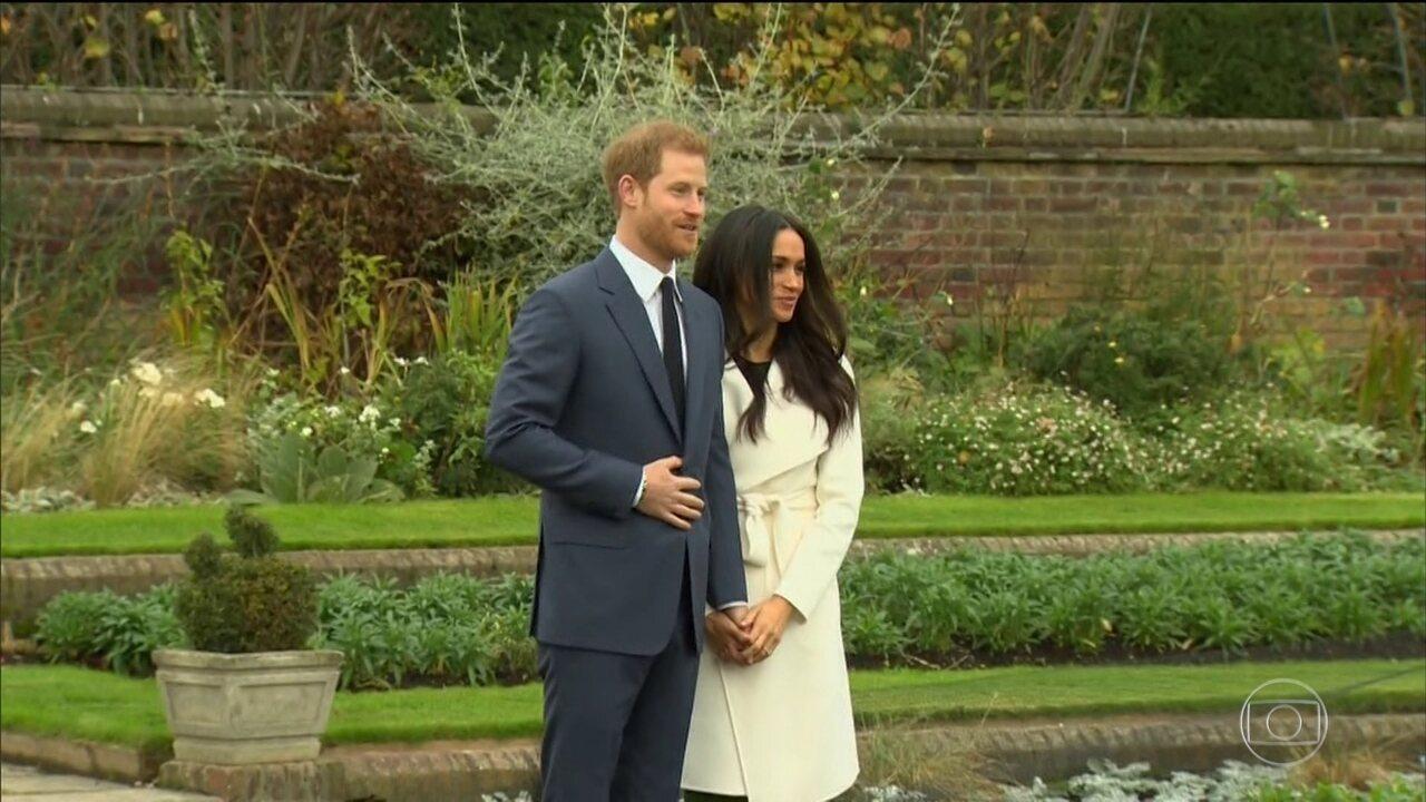 Príncipe Charles levará Meghan Markle até o altar