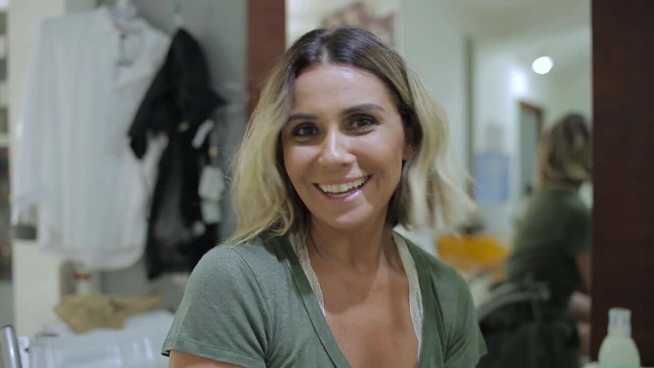 Veja como foi  a transformação de Giovanna Antonelli em 'Segundo Sol'