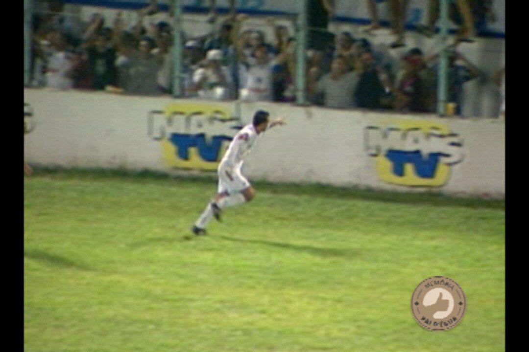 Memória Pai d'Égua mostra gol de Jobson na Série B de 2001