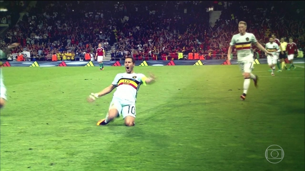 Caio Ribeiro analisa a seleção da Bélgica, que pode surpreender na Copa do Mundo da Rússia