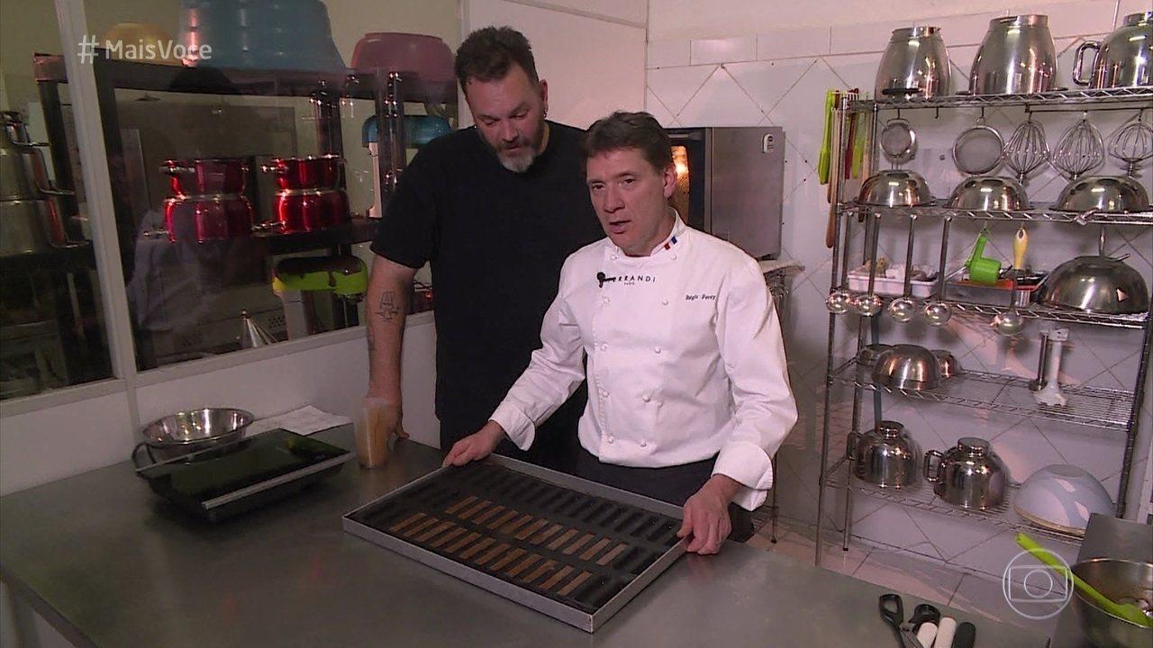 Chef Régis ensina a fazer Creme de Café