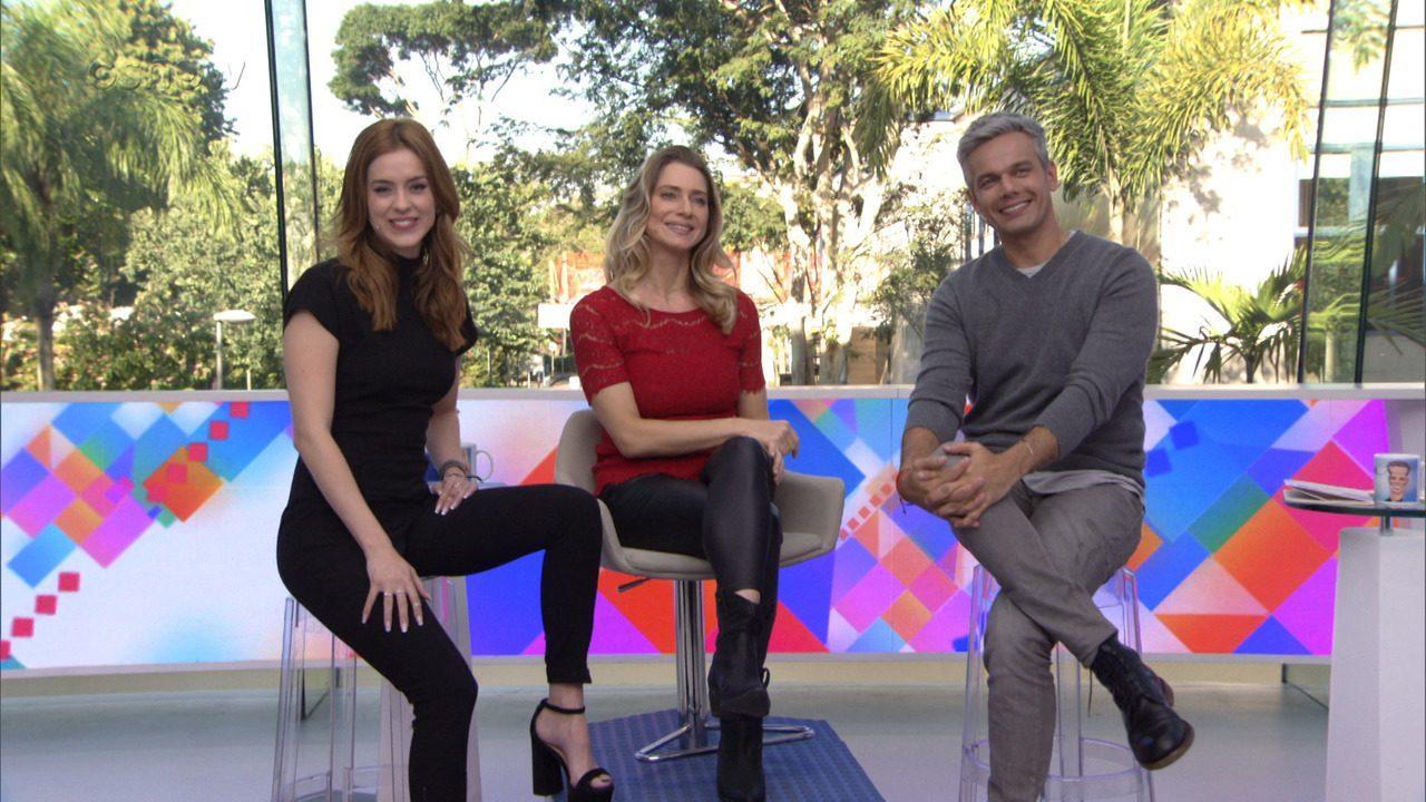 Veja versão estendida do 'Meu Vídeo é um Show' com Letícia Spiller