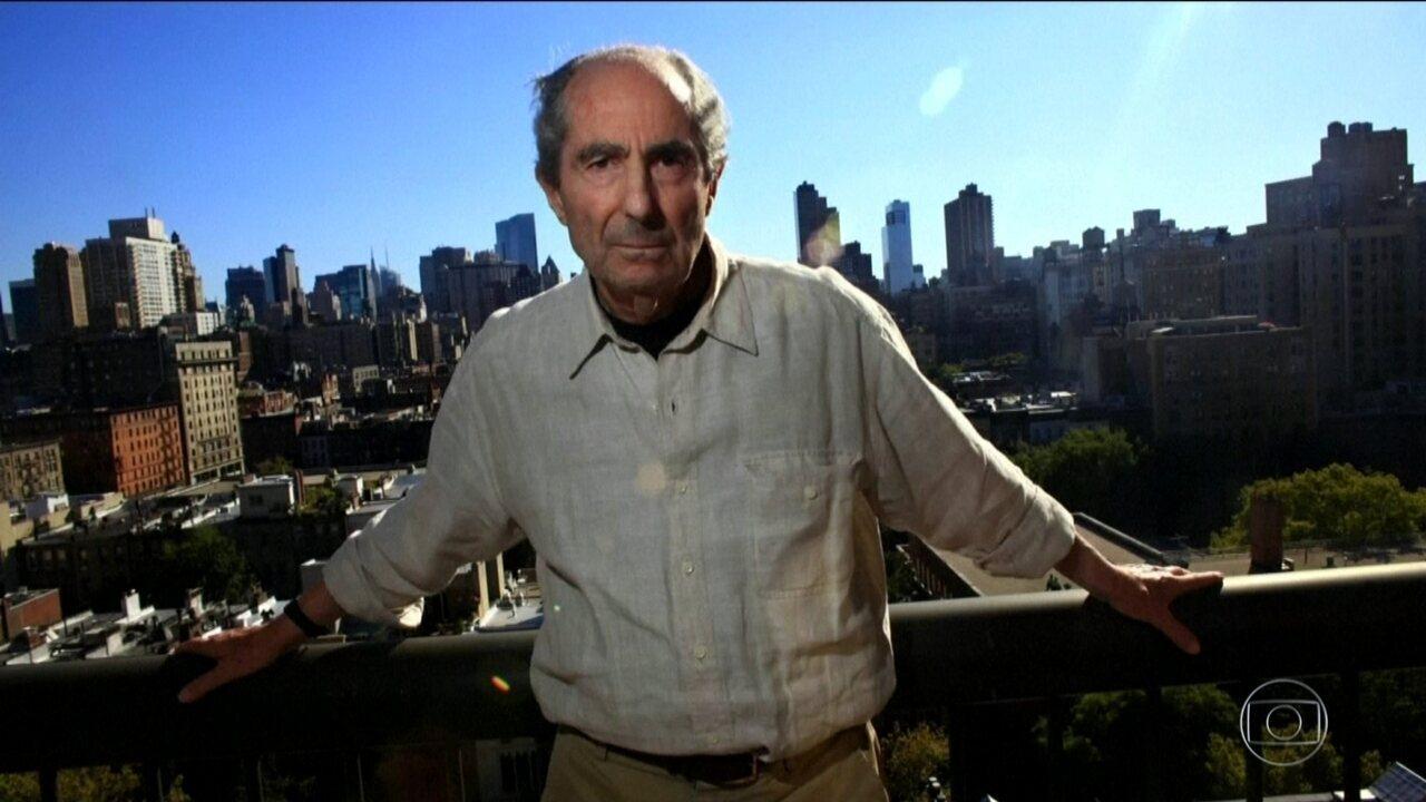 Morre Philip Roth, um dos maiores escritores americanos
