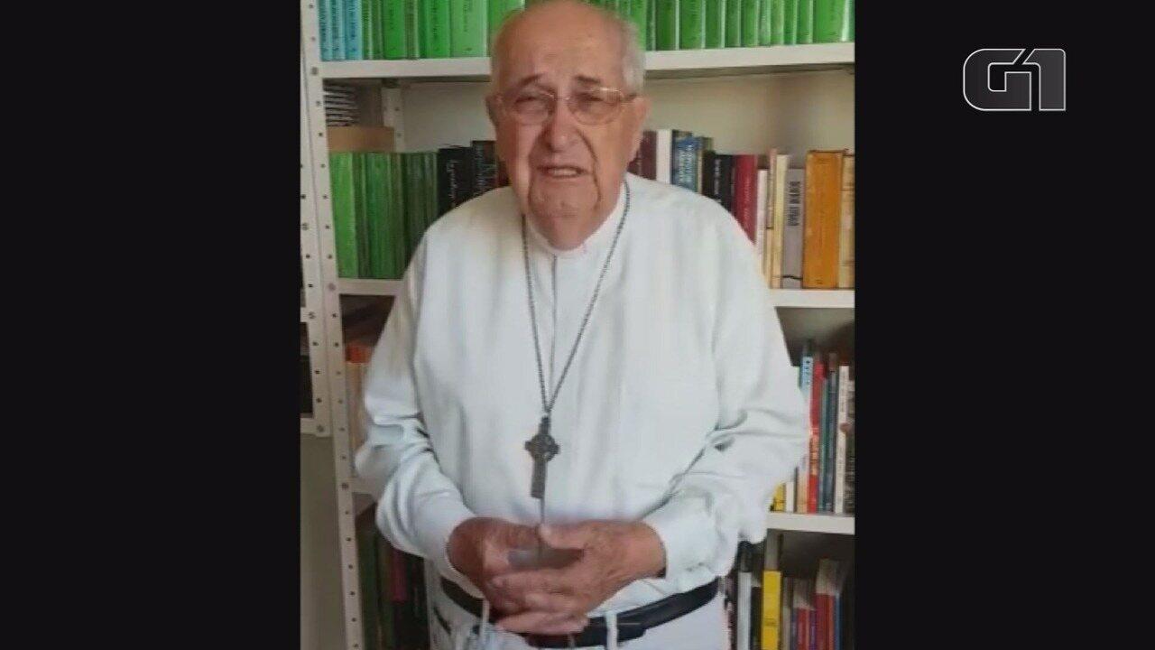 Dom Mauro Morelli fala sobre acidente sofrido na Fernão Dias