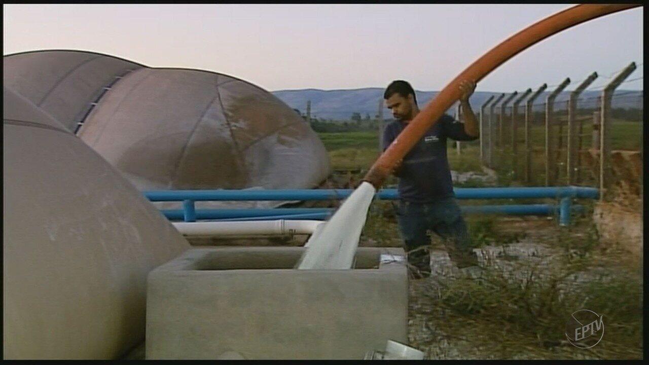 Produtores descartam 500 mil litros de leite em Passos, MG