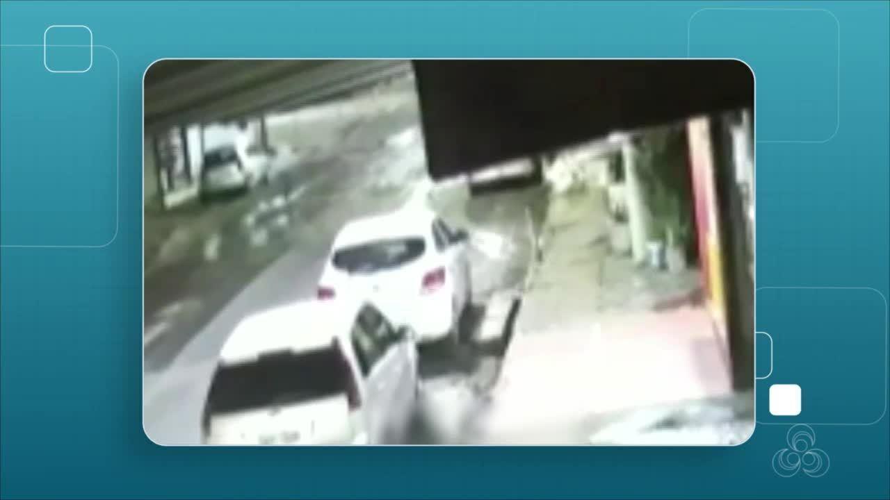 Vídeo mostra estudante de enfermagem pouco tempo antes de ser encontrada morta, em Manaus