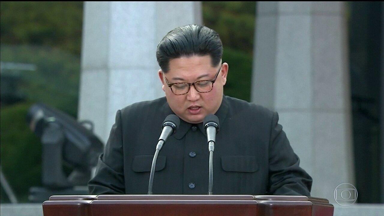Governo norte coreano anuncia a demolição da usina nuclear nessa manhã