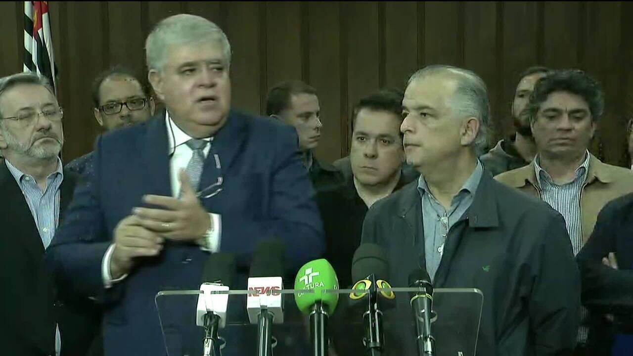 Carlos Marun disse que vai levar reivindicação de grevistas a Temer