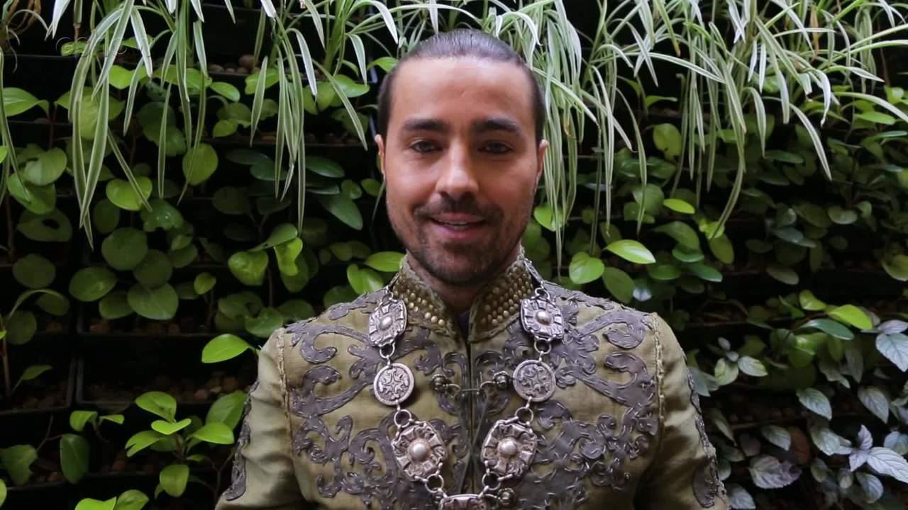 Ricardo Pereira fala sobre sede de vingança de Virgílio em Deus Salve o Rei