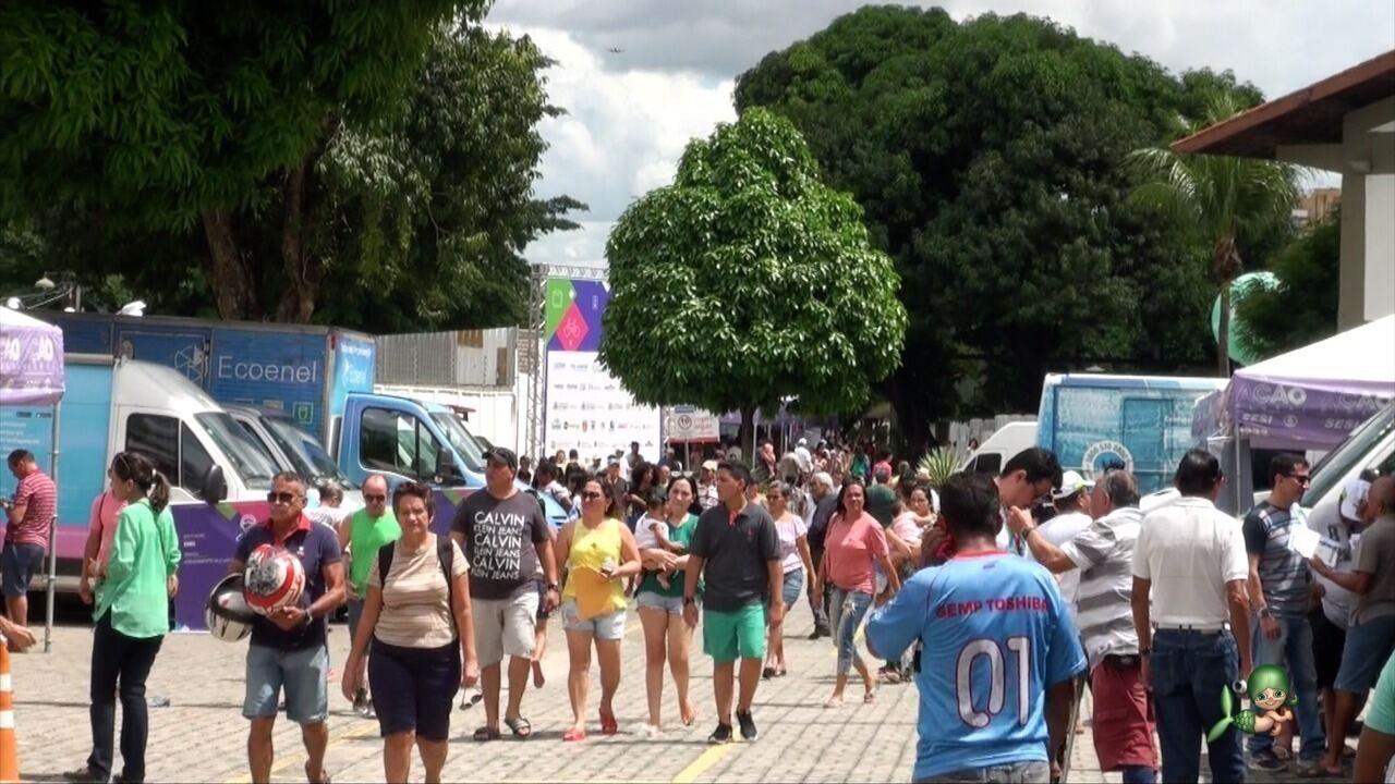 Veja como foi a Ação Global em Fortaleza