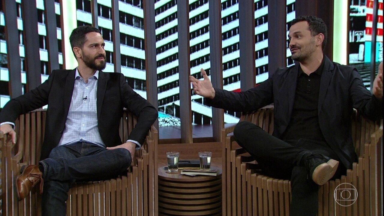 Alê Youssef e Ronaldo Lemos falam sobre o uso de algoritmos pelas redes sociais