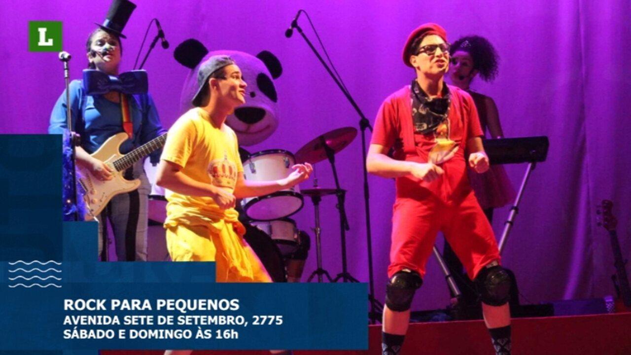 Minuto Cultural: confira o que vai rolar em Curitiba, entre os dias 29/5 a 5/6