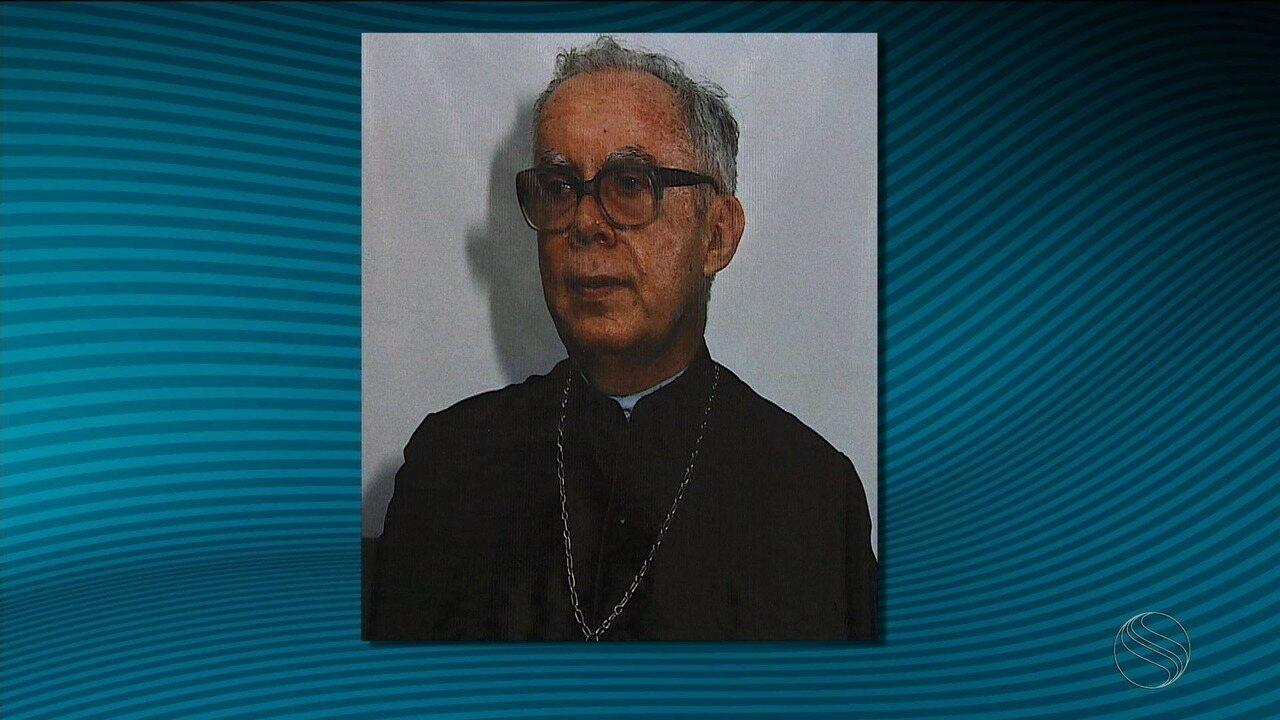 Morre aos 93 anos o arcebispo emérito de Aracaju Dom Luciano Cabral Duarte