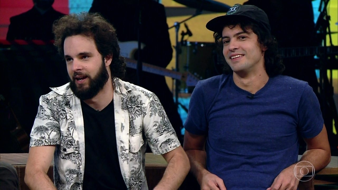 Juliano Enrico e Raul Chequer contam histórias engraçadas que viraram roteiro