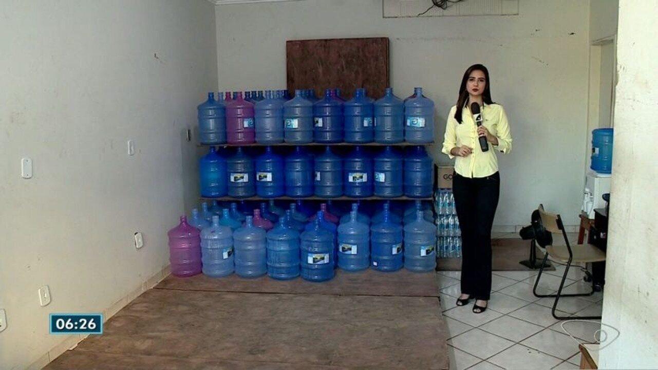População de Colatina, ES, tem dificuldades para achar gás de cozinha e água mineral