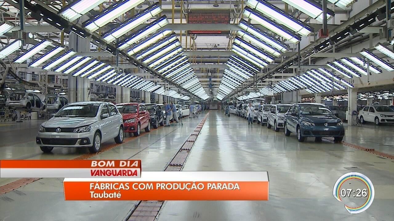 Indústria de autopeças sofre com paralisação dos caminhoneiros