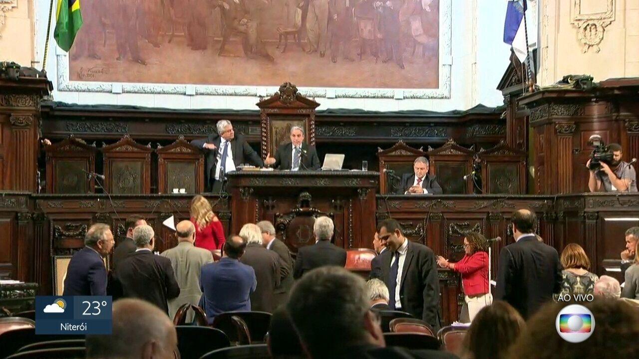 Alerj aprova redução da alíquota do ICMS sobre diesel de 16% para 12%