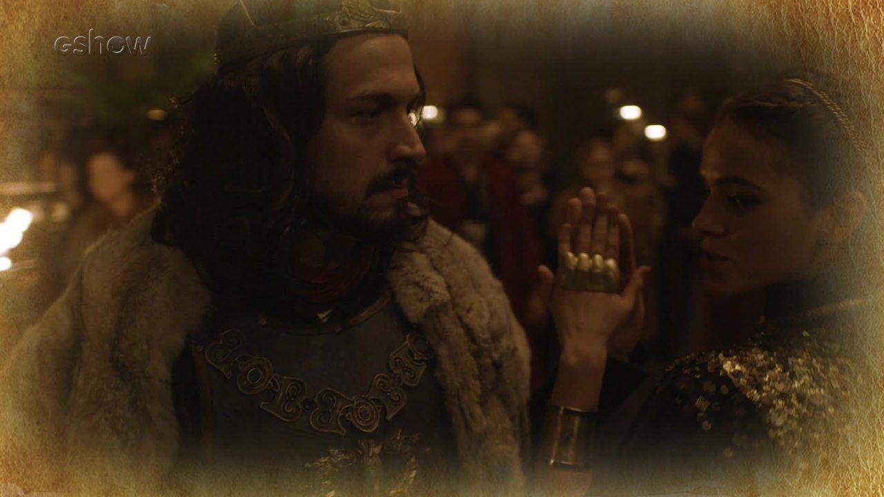 Resumo de 04/06: Afonso pede que Catarina não se alie a Otávio