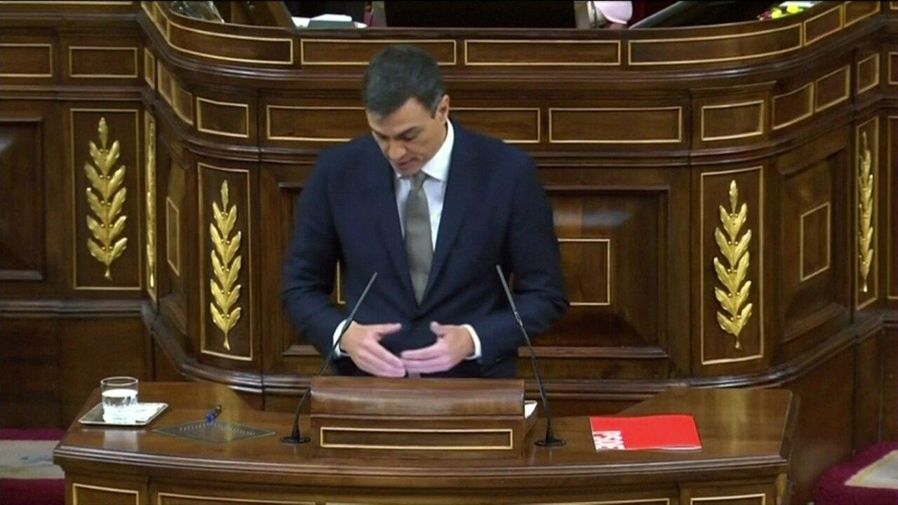 Espanha: Rajoy perde posto de premier e Sánchez assume