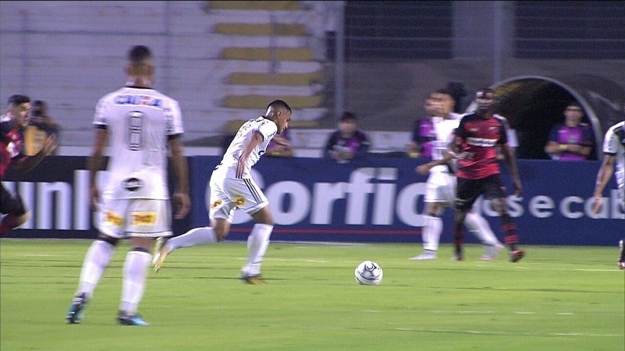 Os gols de Ponte Preta 1 x 1 Oeste pela 9ª rodada da Série B 2018