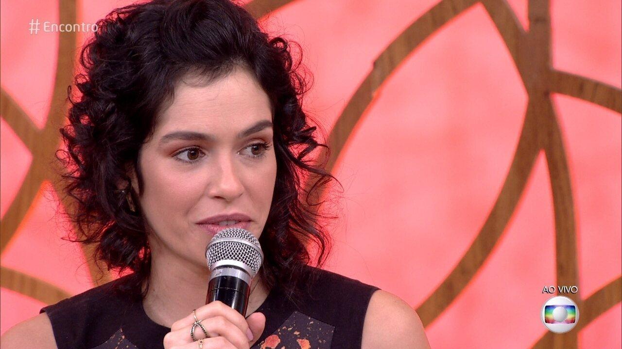 Maria Flor fala sobre 'Belíssima', que estreia hoje no 'Vale a Pena Ver de Novo'