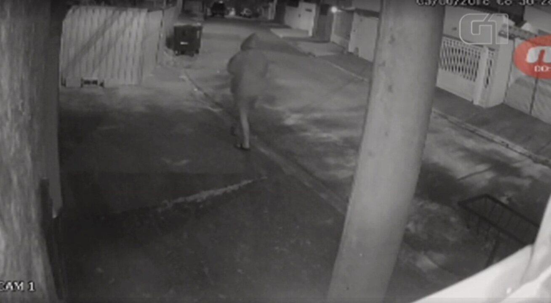 Sistema de monitoramento flagra suposto 'Doutor Chumbinho' em Sorocaba